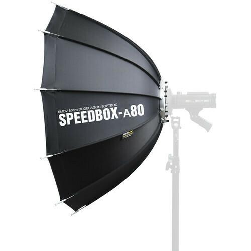 "SMDV SPEEDBOX Alpha A80 CM (31.5"")"