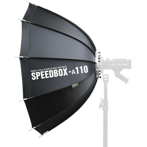 "SMDV SPEEDBOX Alpha A110 CM (43.3"")"