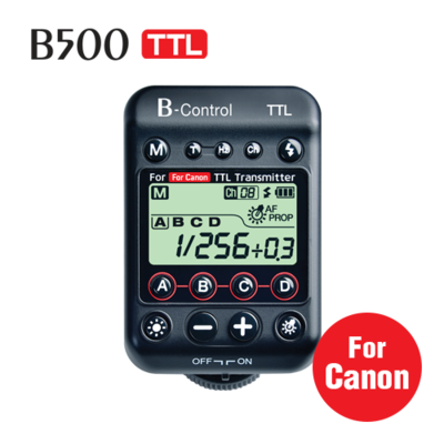 SMDV B-Control TTL / For Canon