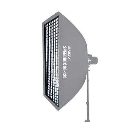 SMDV Speedbox Squarebox 90 x 120 CM Grid