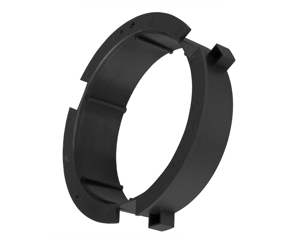 SMDV Mount Adapter for Bowens Flash Heads - Compatible with Speedlight Speedboxes