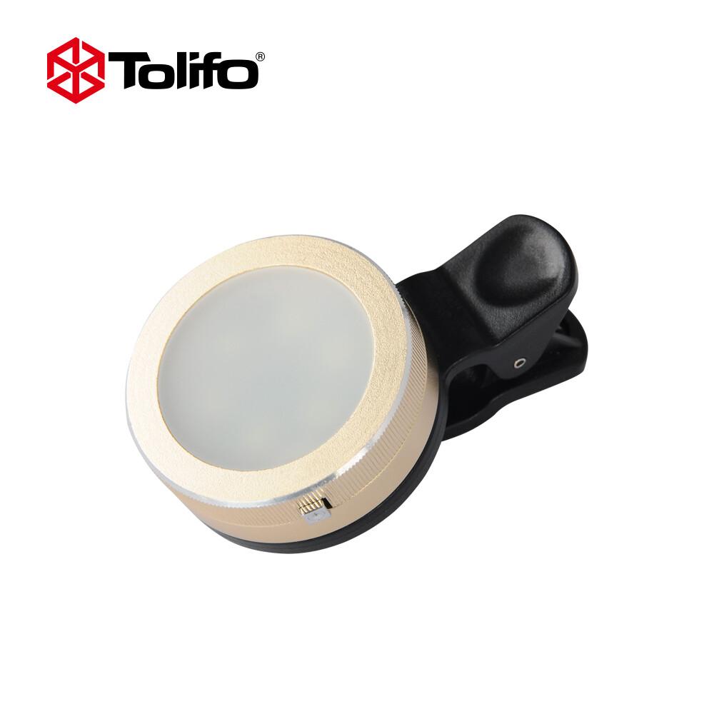 Tolifo Mobile Phone LED Light