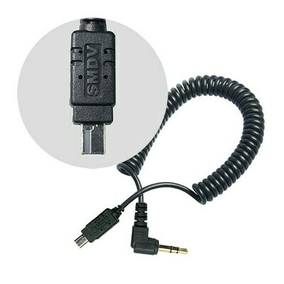 SMDV Release Cable for Nikon RC-608