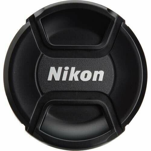 Nikon 62mm Lens Cap