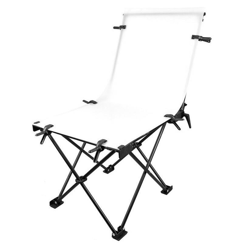 Lightbug Foldable Product Photography Table 60x130