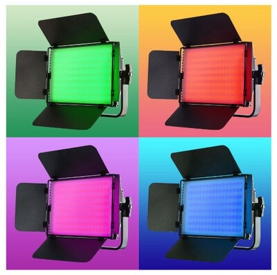 Tolifo GK-S60 RGB Led Light