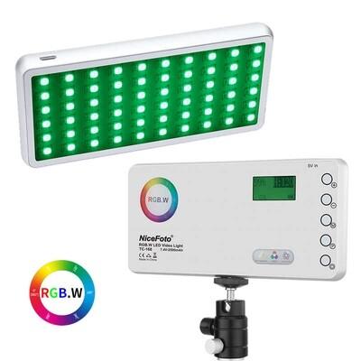 NiceFoto TC-168 RGB LED
