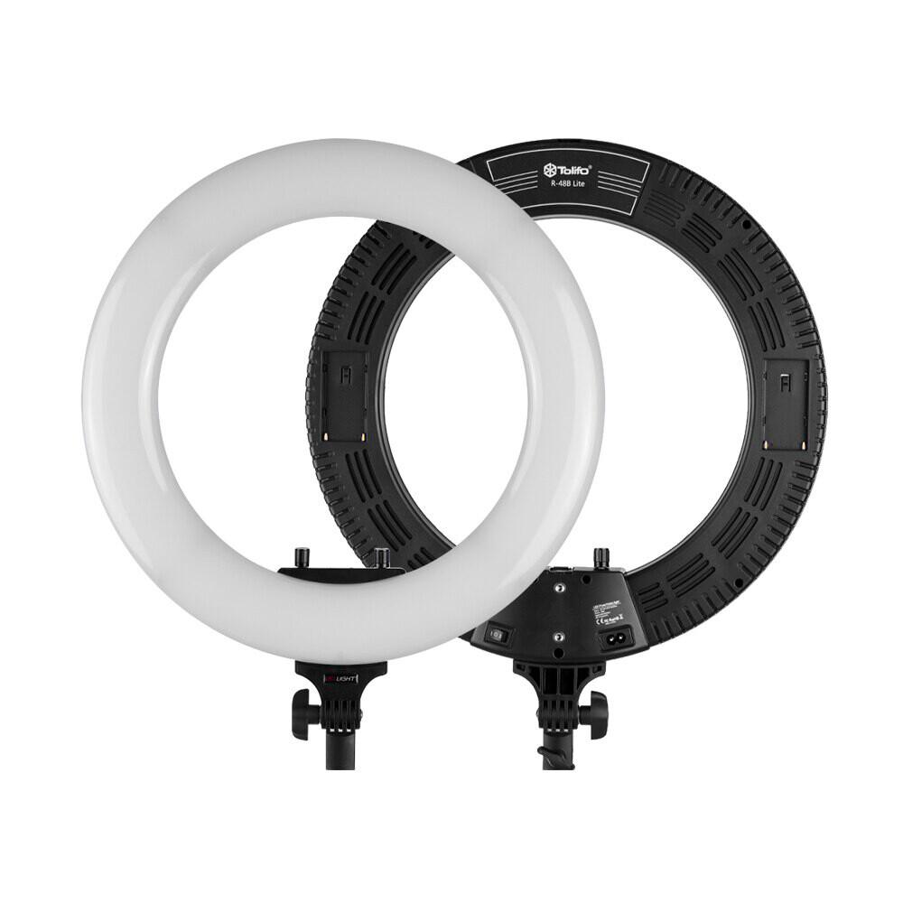 Tolifo R48B Lite 48W Bi-color LED Ring Light