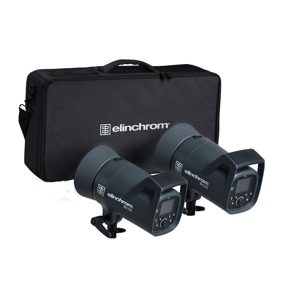 Elinchrom ELC 500 / 500 TTL To Go Set