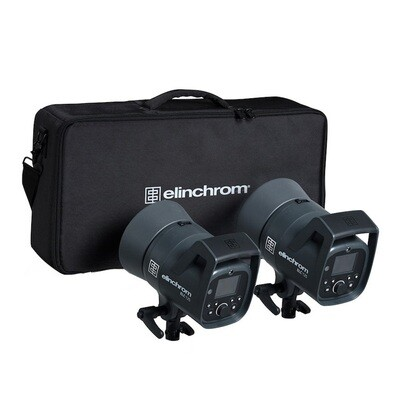 Elinchrom ELC 125 / 125 TTL To Go Set