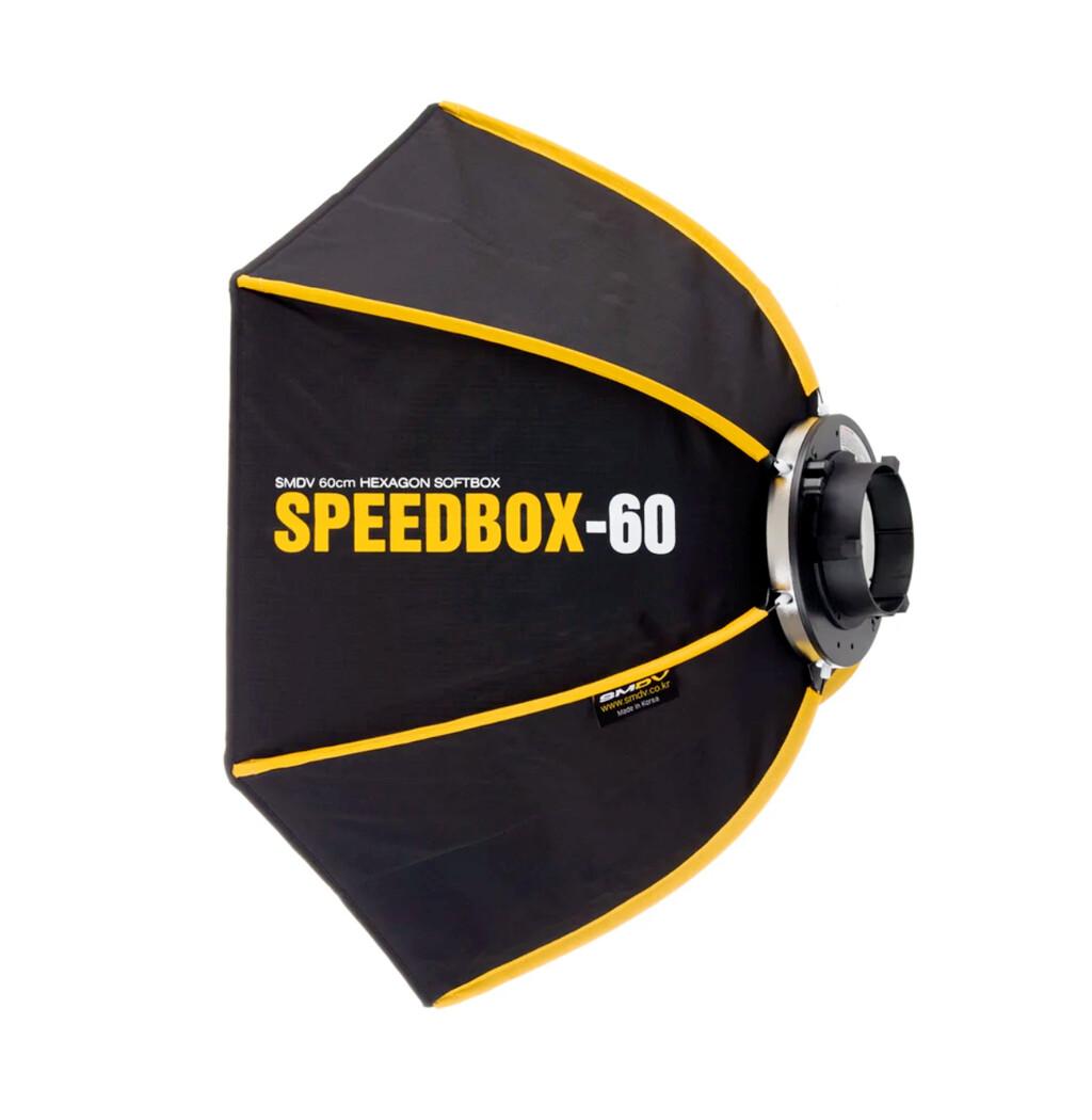 SMDV SPEEDBOX 60 - Bowens Type