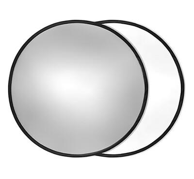 SMDV Silver / White reflector 82 CM