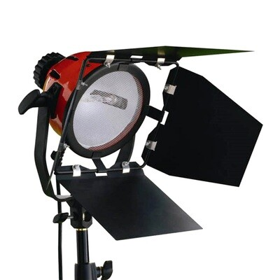 800w Red Head Halogen Light With Dimmer