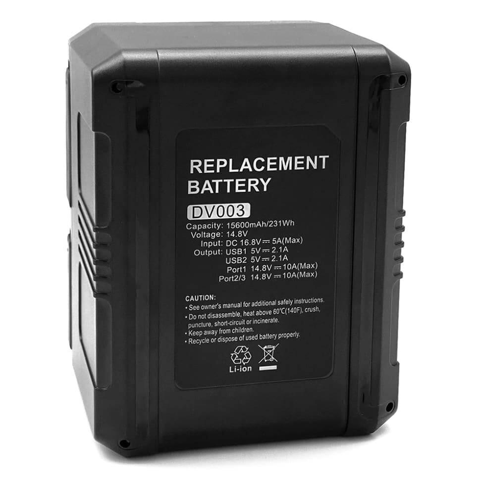 V-Mount Battery BP-230 - 15600 mAh