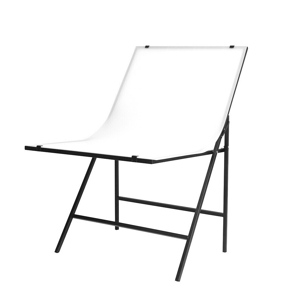 Lightbug Foldable Product Photography Table 60x100
