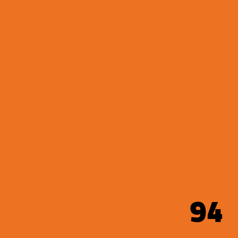 94 SUPERIOR Seamless Paper 2.7m - Orange