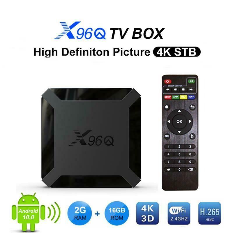 X96-Q TV Box