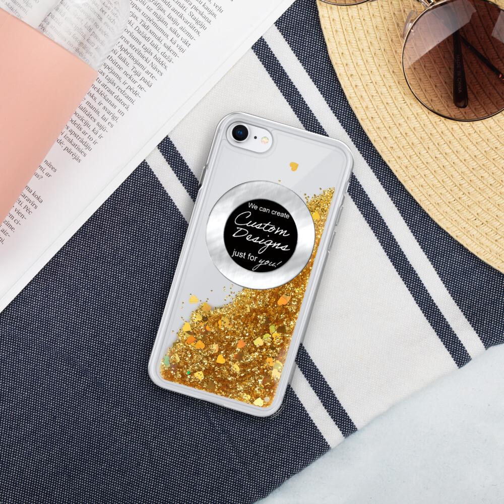 Glitter Phone Case - Custom Designed