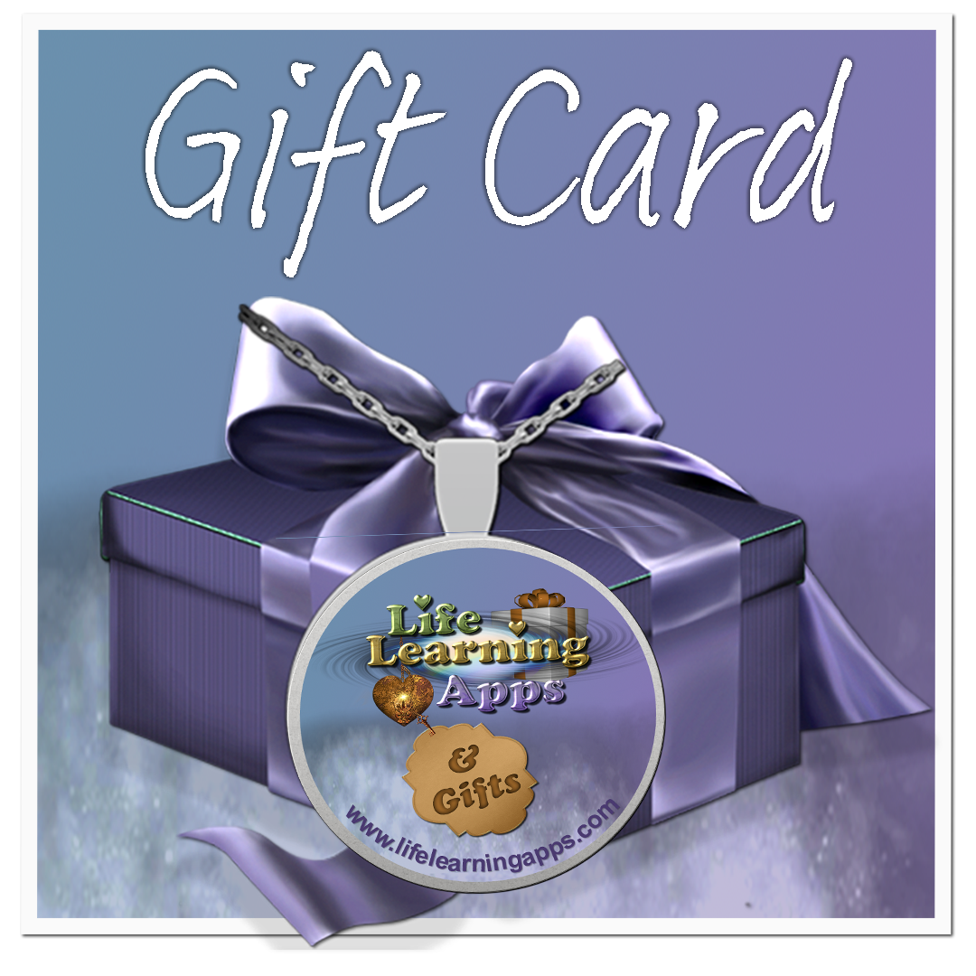 Life Learning Apps & Gifts- AWESOME Gift card