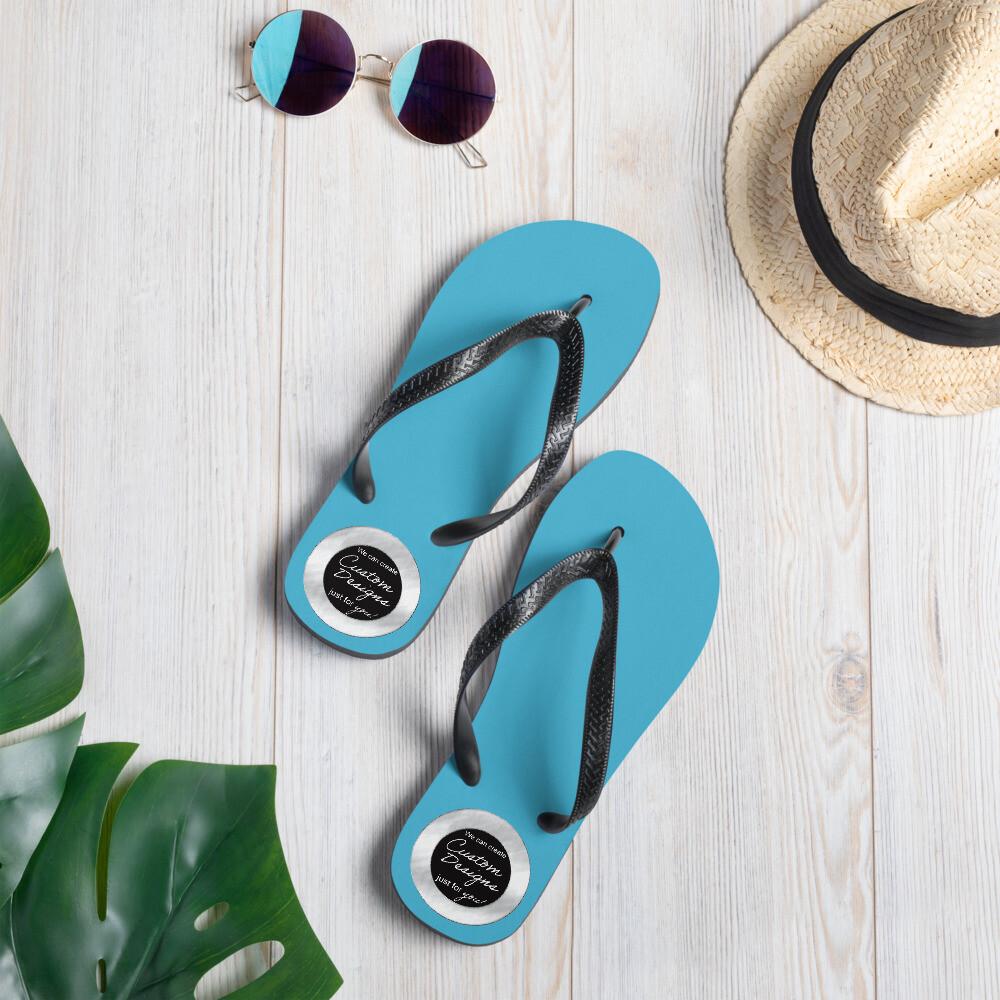 Flip-Flops - Custom Designed