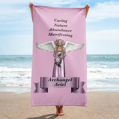 Archangel Ariel Towel