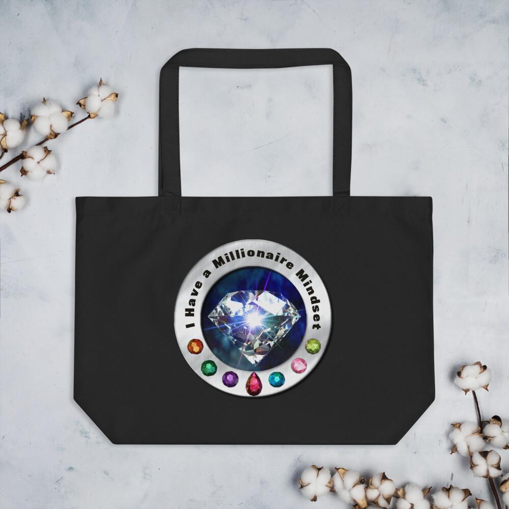 I have a Millionaire Mindset (Diamond) bag
