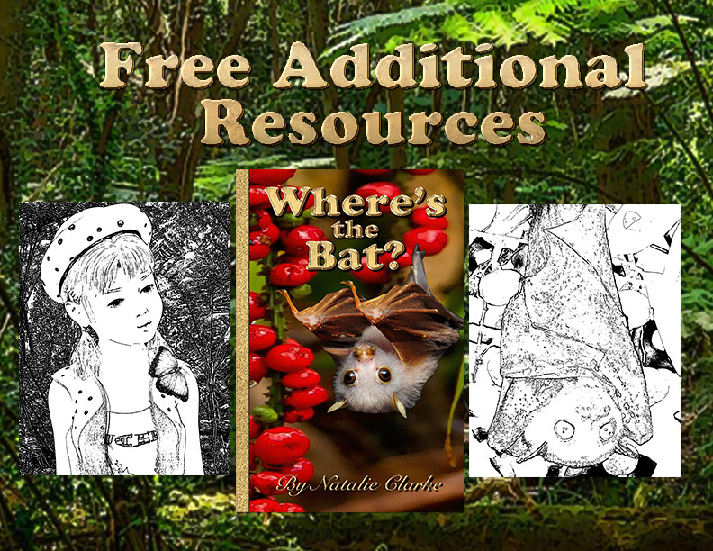 Where's The Bat- Free Additional Resources