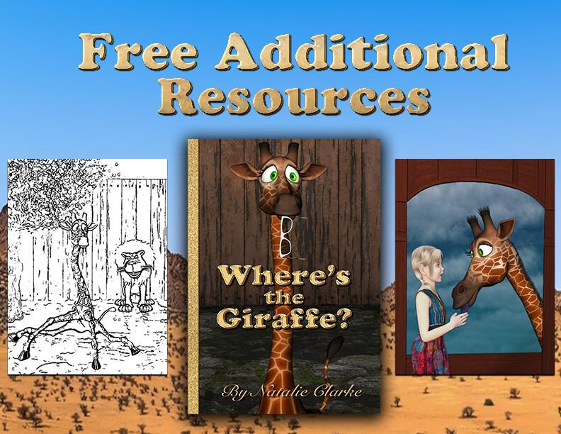 Where's The Giraffe