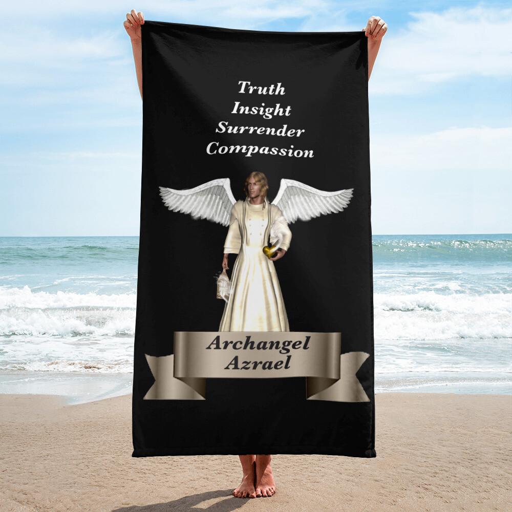 Archangel Azreal Towel