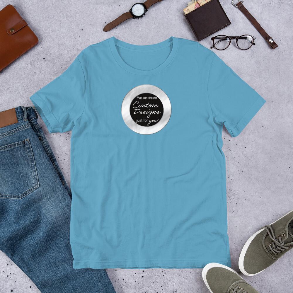 Unisex T-Shirt - Custom Designed