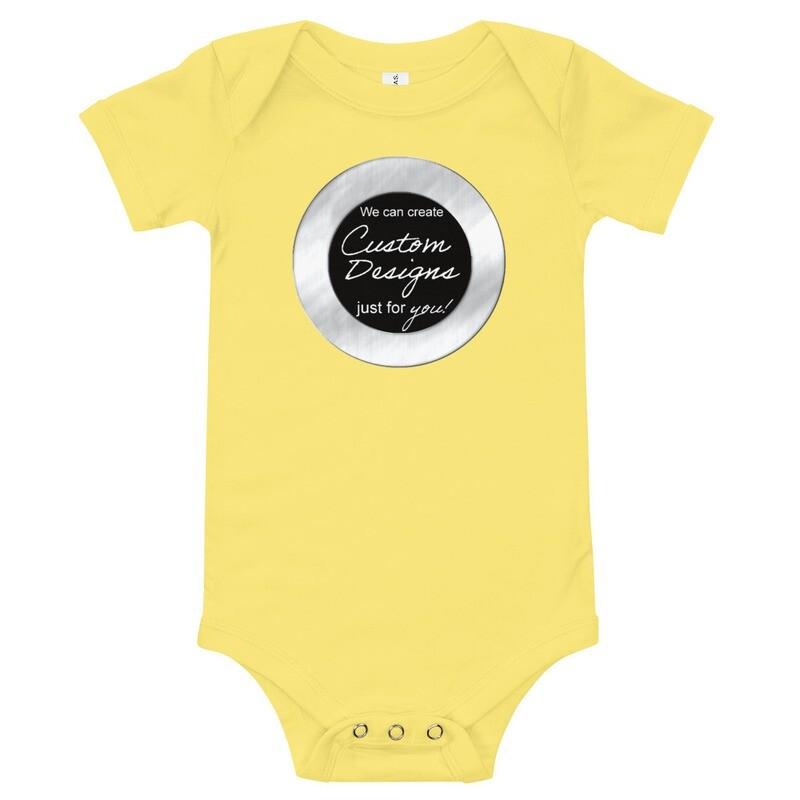 Baby's Jumpsuit - Custom Designed