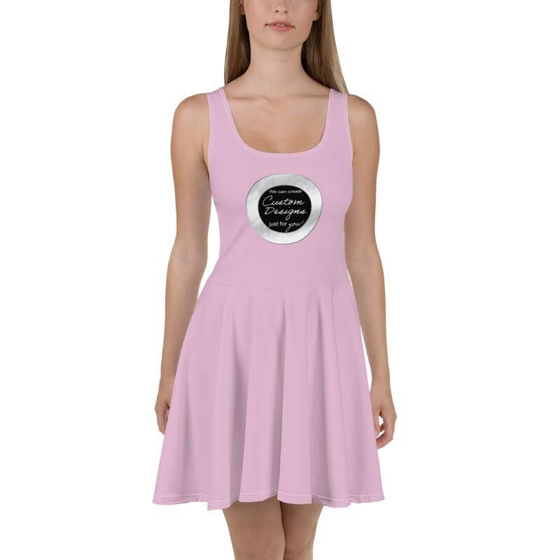 Skater Dress - Custom Designed