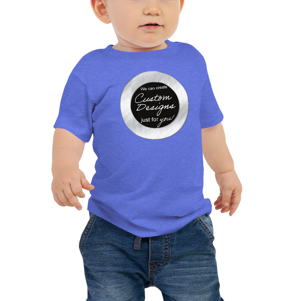Baby T-Shirt- Custom Designed