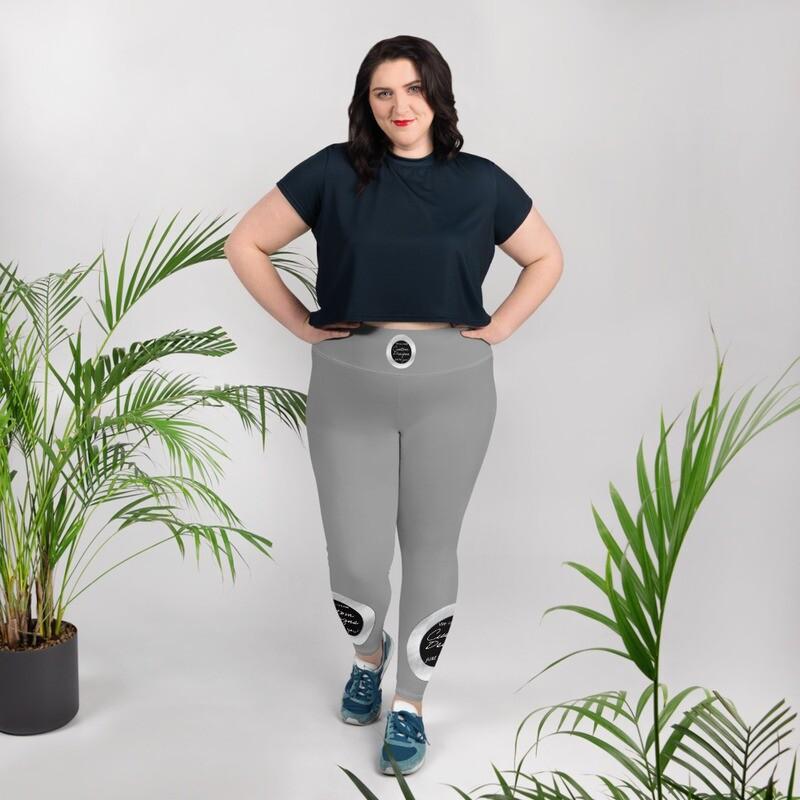 Plus Size Leggings - Custom Designed