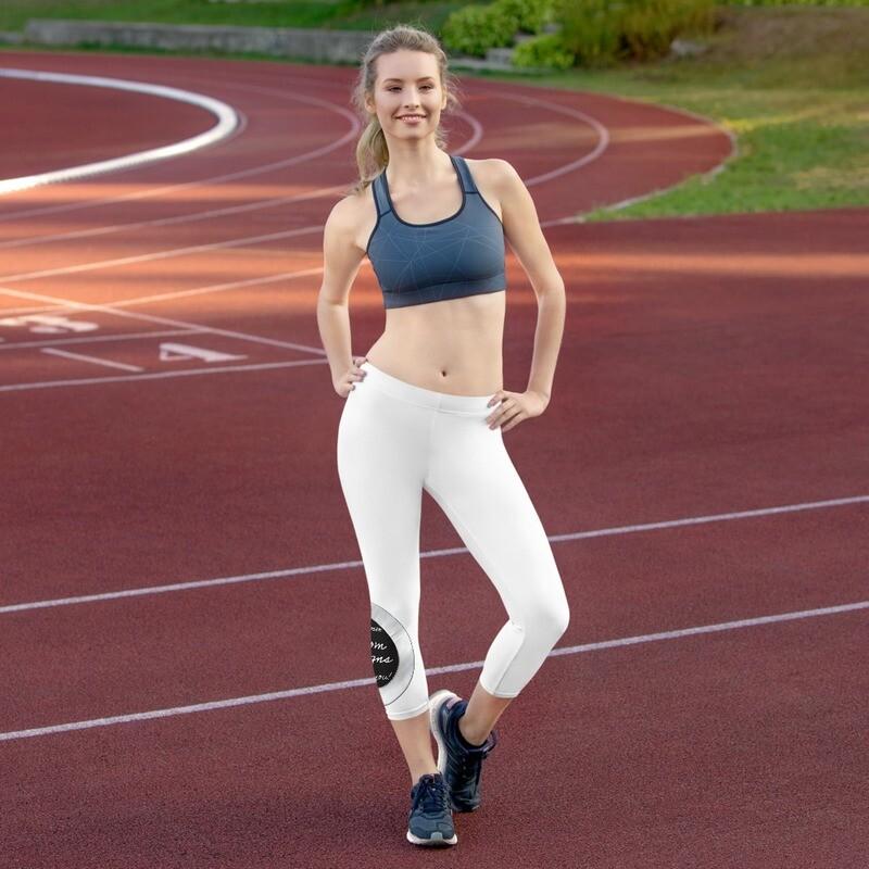 Capri Leggings - Custom Designed