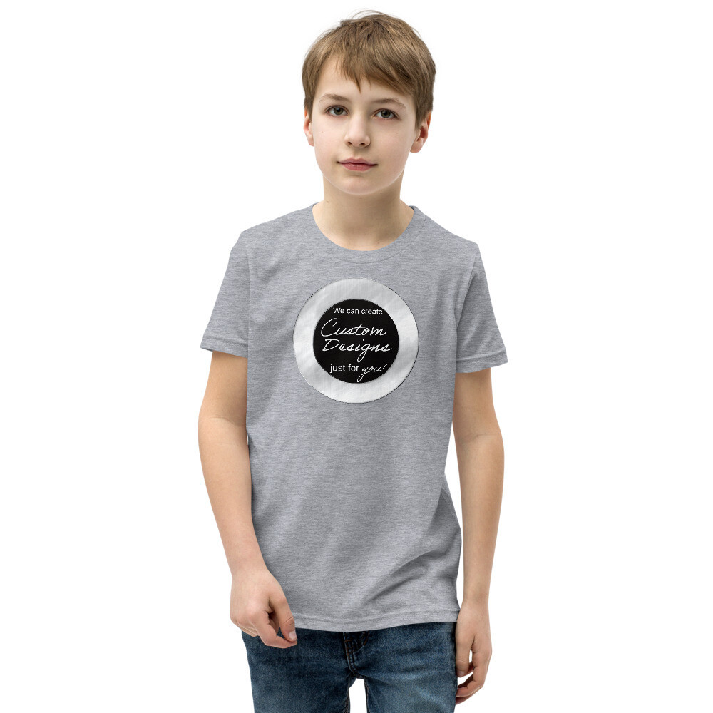 Youth T-Shirt - Custom Designed