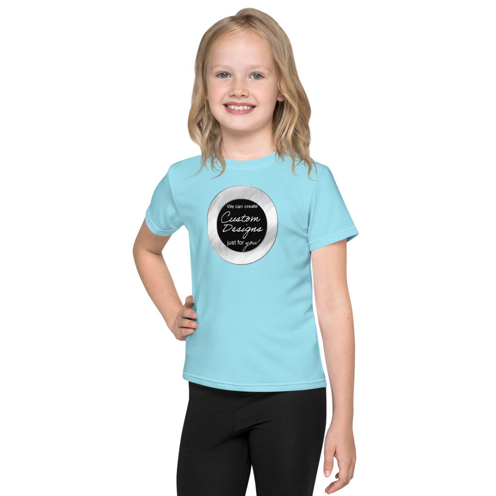 Kids T-Shirt - Custom Designed