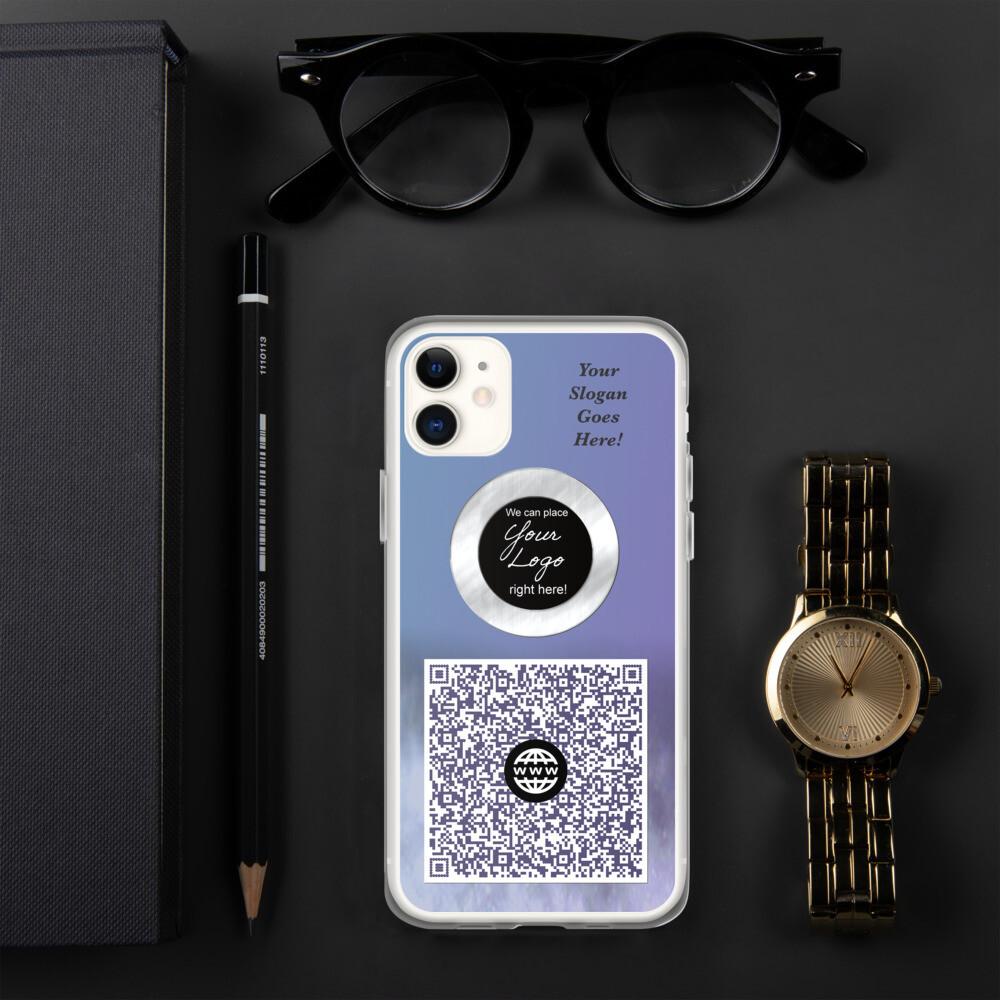 QR Code iPhone Case- Custom Designed