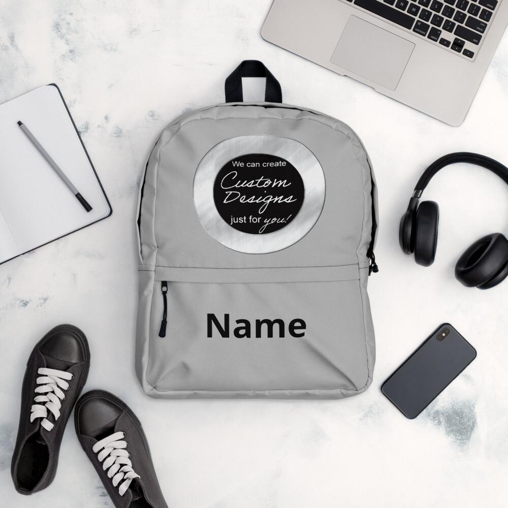 Backpack- Custom Designed