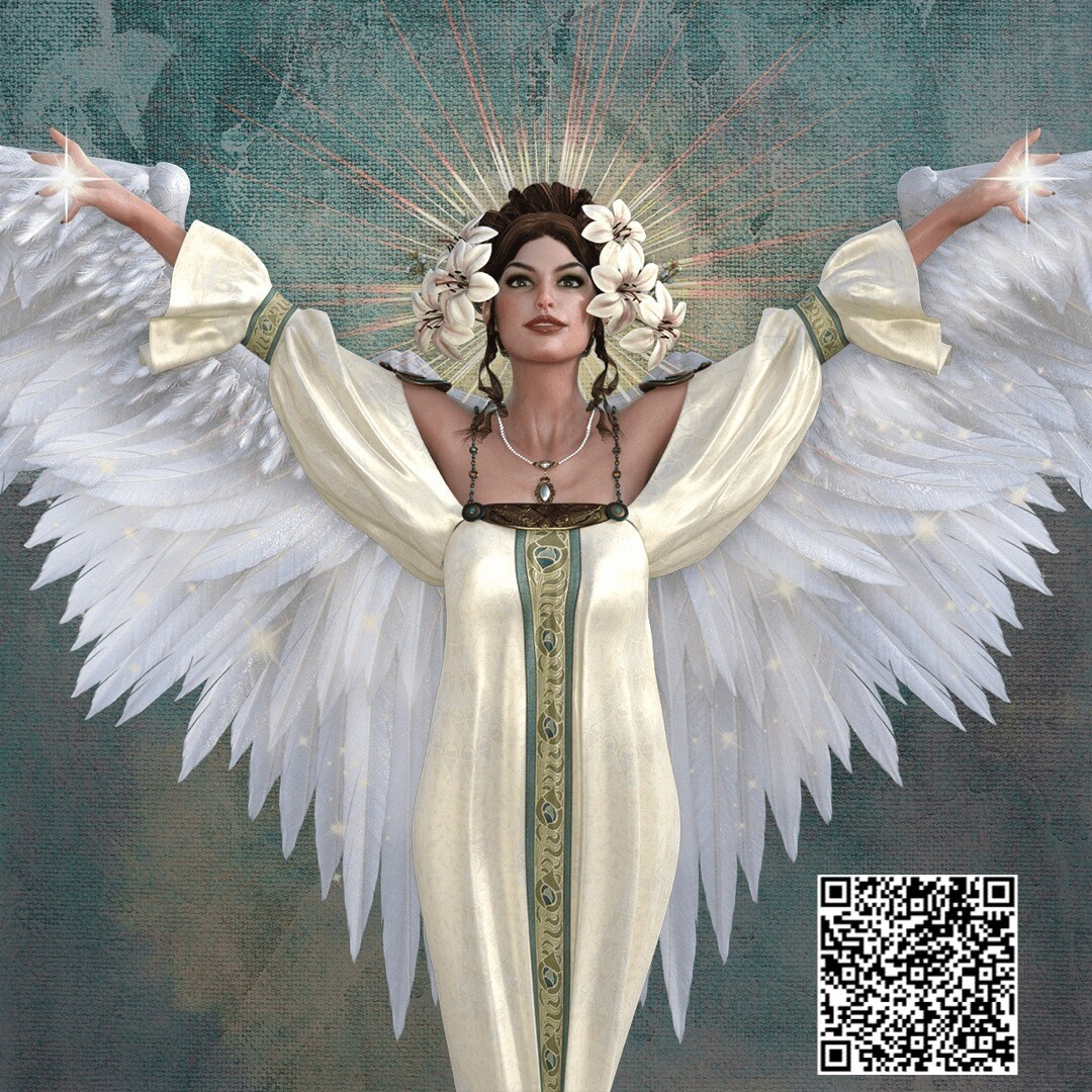 Design Gallery- Manifesting Dreams (Angels) Product Designs