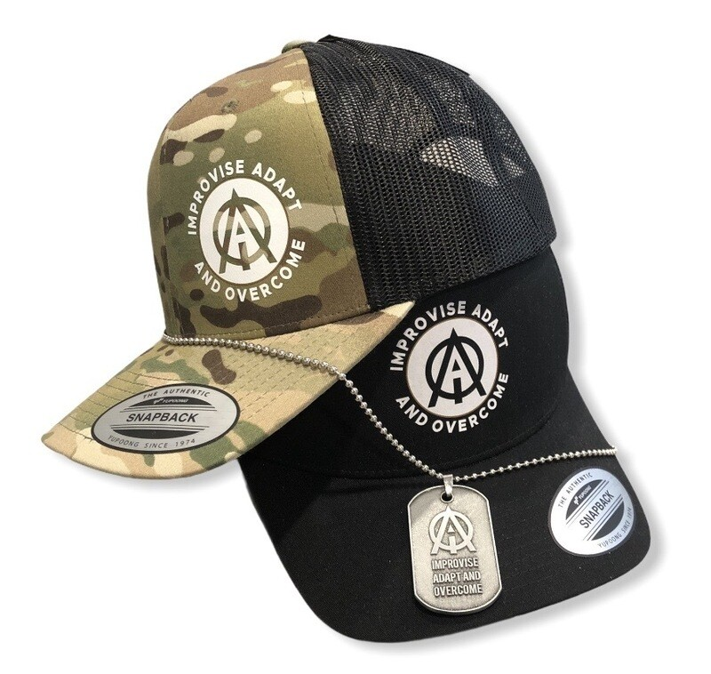 IAO Hat Combo 1 (Bonus IAO Pendant)
