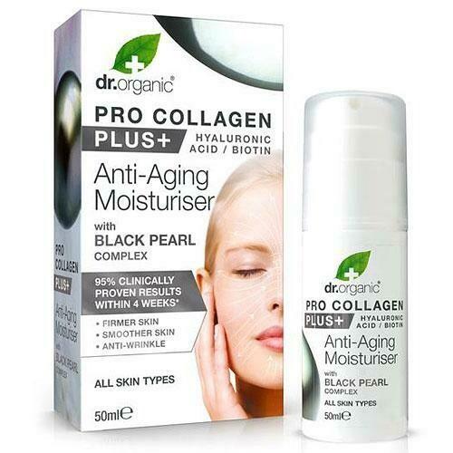 Dr.Orgainc - Black Pearl - Pro Collagen + Hyaluronic Acid/ Biotin