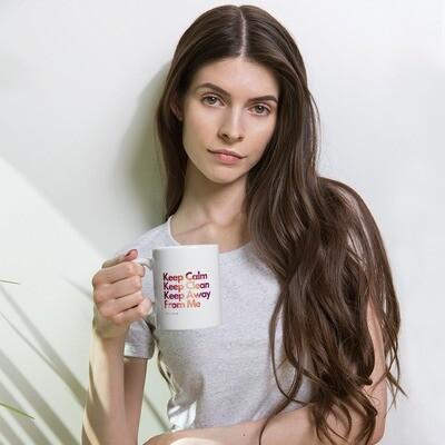 Self Quarantine Mug