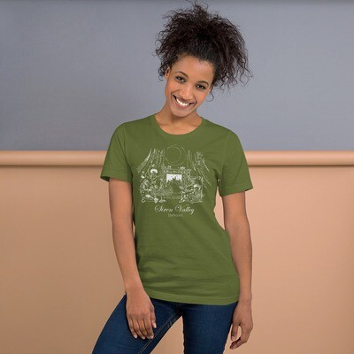 """Behave"" White DesignShort-Sleeve Unisex T-Shirt"