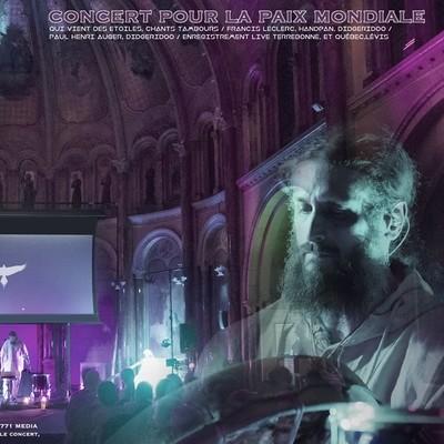 QUI VIENT DES ETOILES concert pour la paix mondiale