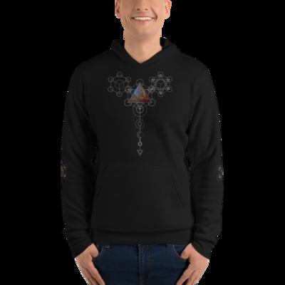 MAKA full symbol Unisex hoodie