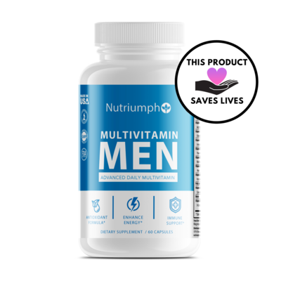 MULTI MEN - Advanced Daily Multivitamin