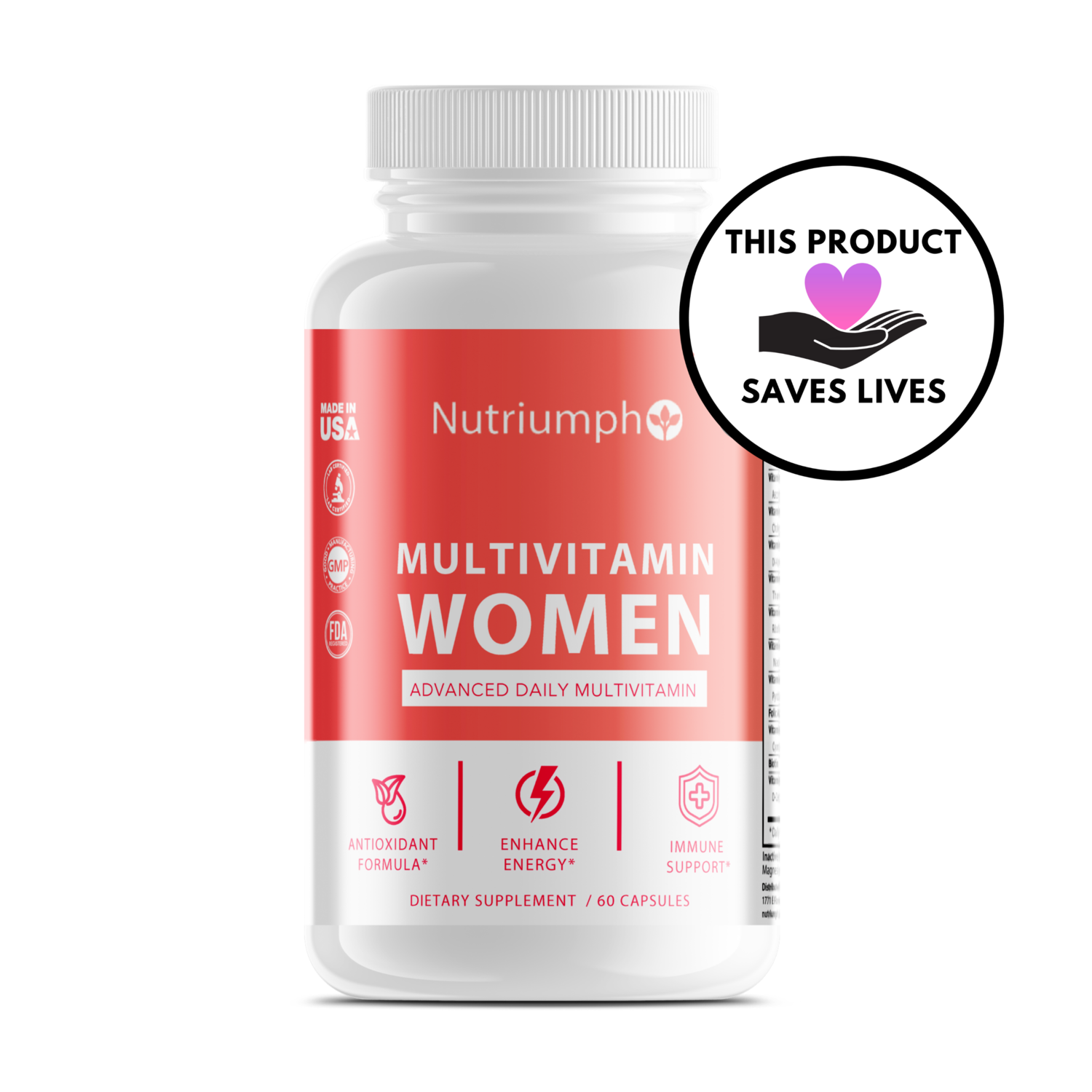 MULTI WOMEN - Advanced Daily Multivitamin