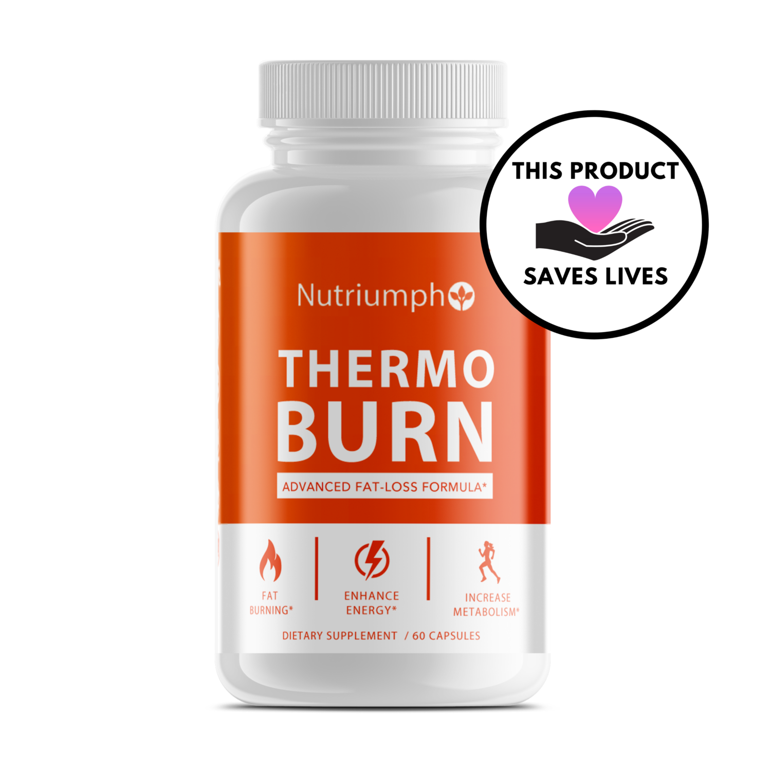 THERMO BURN - Advanced Fat Loss Formula