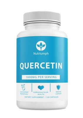 QUERCETIN - Cardiovascular Health & Immune Support